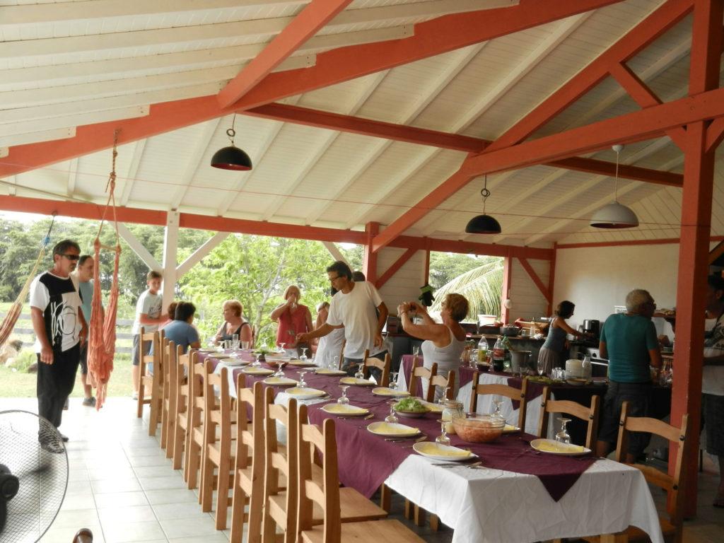 Gîte Zetoil, terrasse 100m², Gîtes Mosaïques